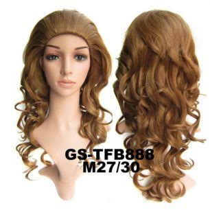 Искусственные термостойкие волосы Парик №M027/30 (50 см) - 230 гр.
