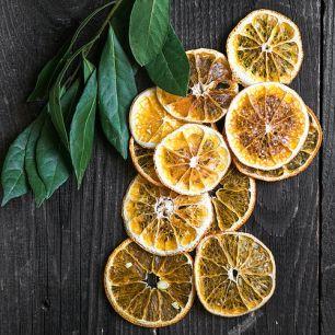"""Juna's Foods"" Апельсин сушеный, 20гр"