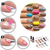 Набор для дизайна ногтей Fab Foils (2)