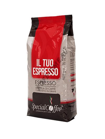 Кофе SpecialCoffee IL Tuo Espresso, 1 кг.