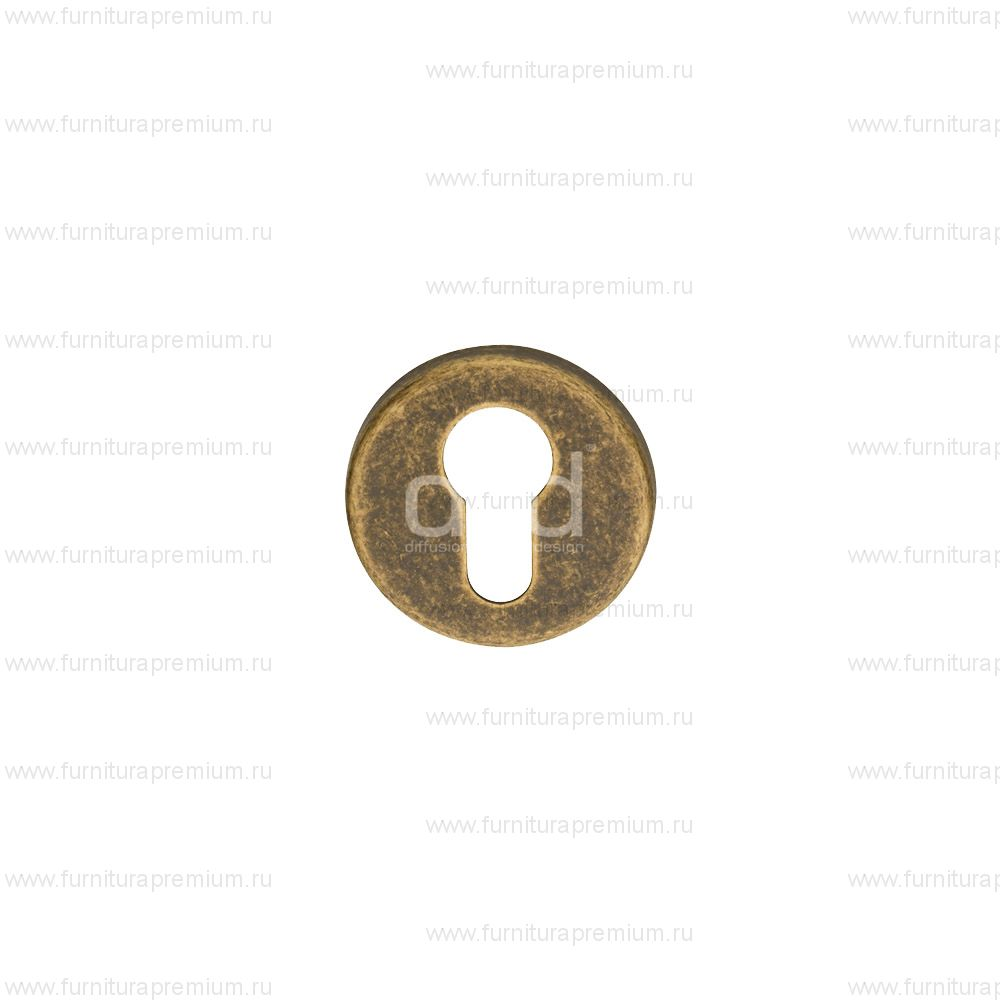 Накладка на замок с цилиндром DND PBD12 Y (Martinelli)