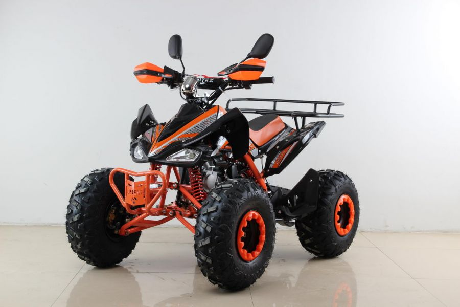 Детский квадроцикл бензиновый Motax ATV T-Rex Super Lux 125 cc