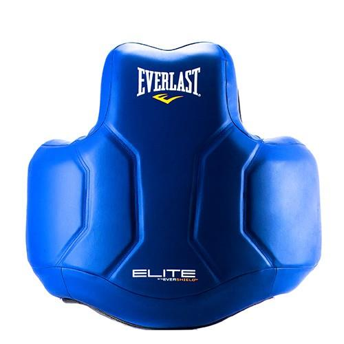 Защита корпуса Everlast Elite PU синяя ,артикул P00000705