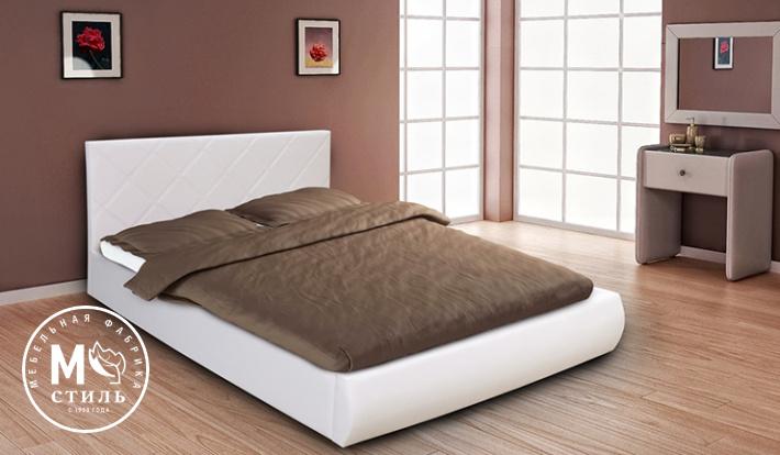 Кровать «Эко 1400» М стиль