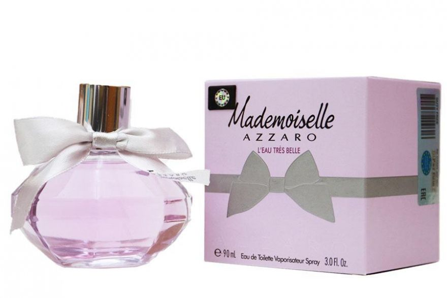 "Azzaro ""Mademoiselle L'Eau Tres Belle"" 90 ml (LUX)"