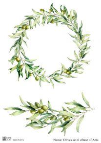 Olives set 6