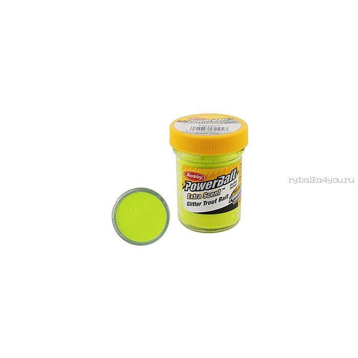 Паста форелевая Berkley Chartreuse ( Пелец, шартрез )