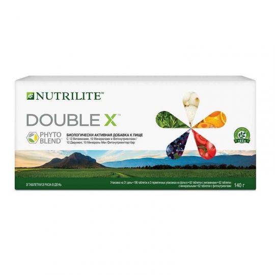 NUTRILITE DOUBLE X NEW GEN Курс 31 день