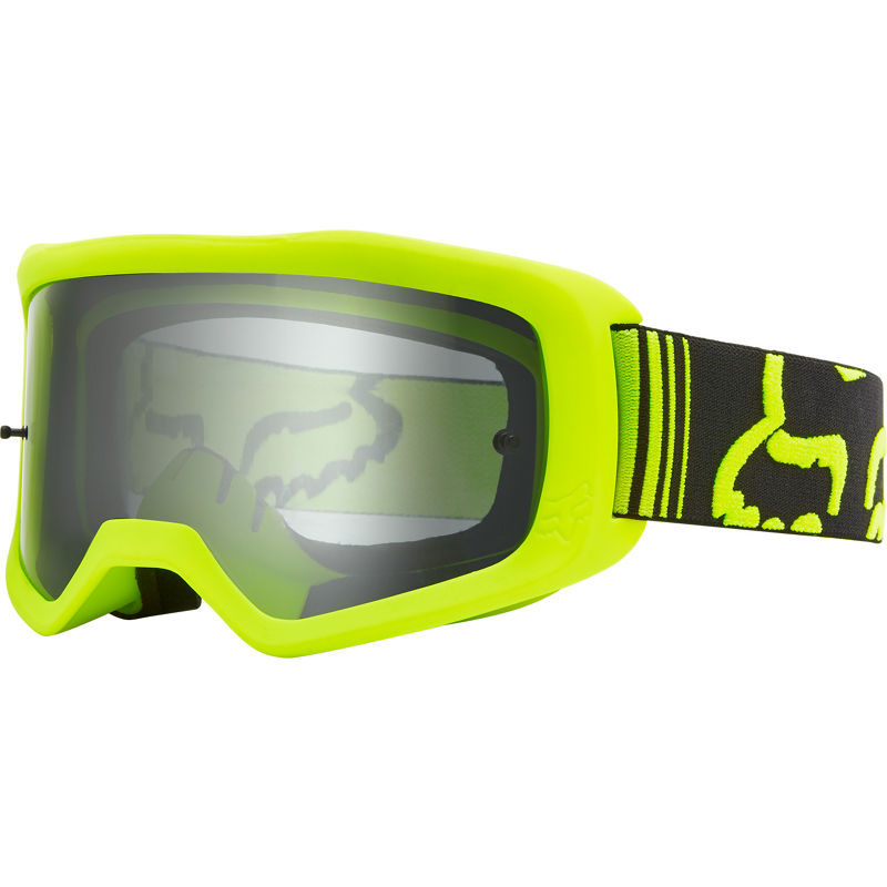 Fox - 2020 Main II Race Fluorescent Yellow очки, желтые