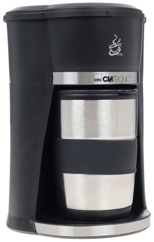 Кофеварка Clatronic KA 3450  schwarz