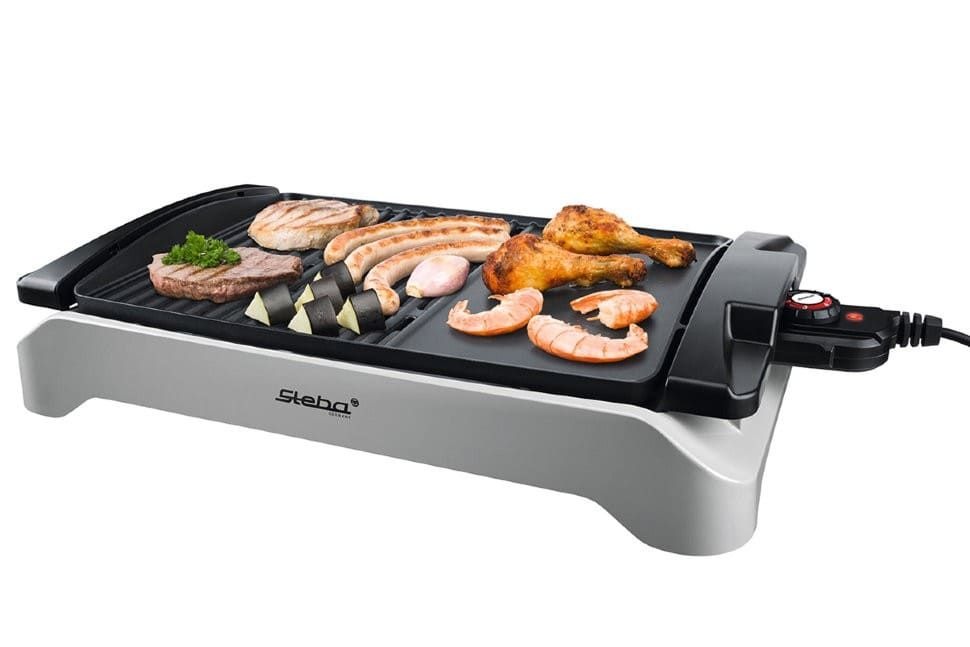 Гриль/барбекю Steba VG 101 BBQ TABLE GRILL