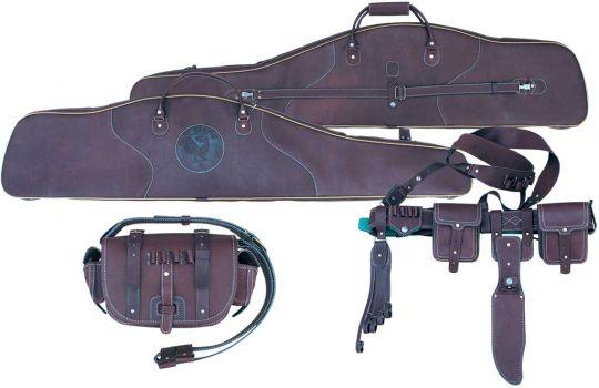 Подарочный набор «Беретта № 2» с оптикой (автовелюр)