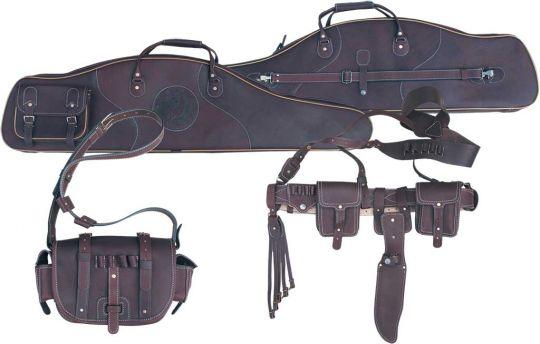 Подарочный набор «СКС кейс» с оптикой (автовелюр)