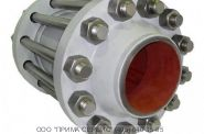Клапан обратный 19с38нж Ду250 стяжной межфланцевый