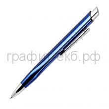 Ручка шариковая Portobello Pyramid алюминий 16BP5109