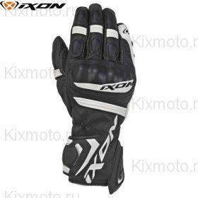 Перчатки Ixon Rs Tempo, Черный/белый