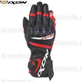 Перчатки Ixon Rs Tempo Air, Черный/красный