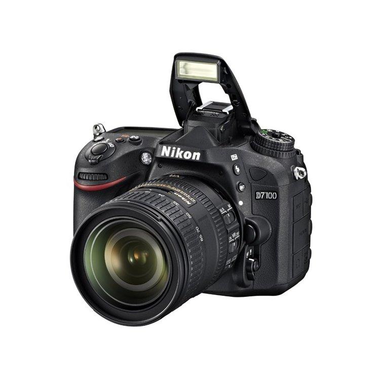 Nikon D7100 24-85mm ED VR