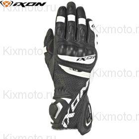 Перчатки женские Ixon Rs Tempo Air, Черный/белый