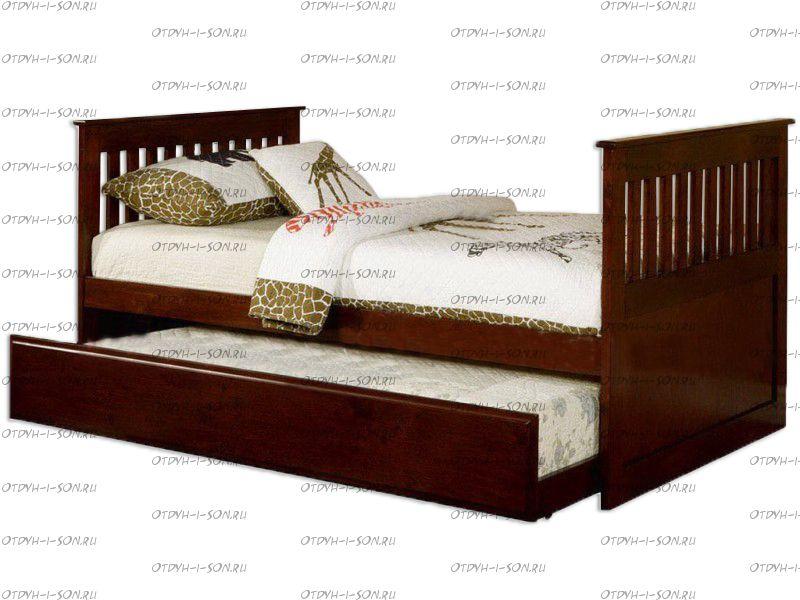 Кровать двухъярусная Соня-2 (Анита-3) №В