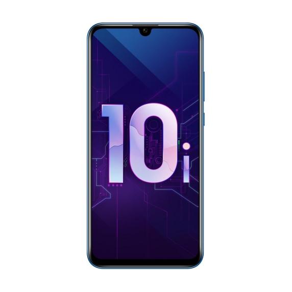 Honor 10i 128 ГБ (мерцающий синий)