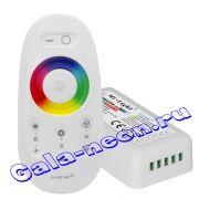 RGBW Контроллер 8-ми зональный 12-24В 15А