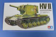 1/35 Советский тяжелый танк КВ-2, с одной фигурой танкиста. Ограниченный выпуск!!!