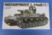Танк Pz.kpfw. IV Ausf.D с 3 фиг. танкистов
