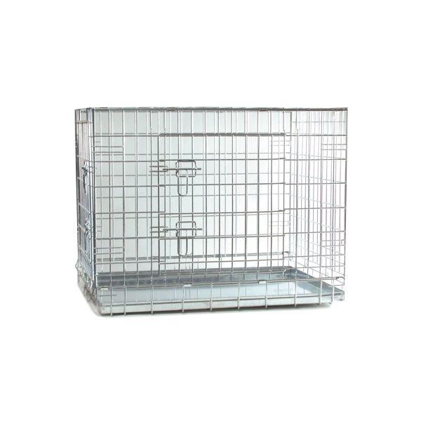 Beeztees  Клетка для собак стальная 78*55*61см