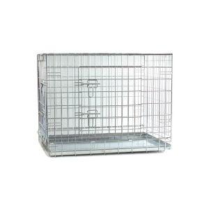 Beeztees  Клетка для собак стальная 109*69*75см