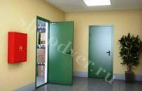 Противопожарные двери с пределом огнестойкости (EI- 60)