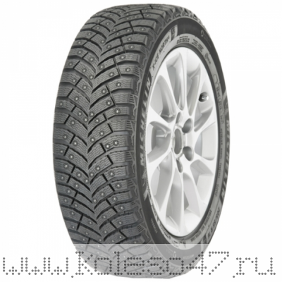 215/60 R17 100T XL MICHELIN X-ICE NORTH 4