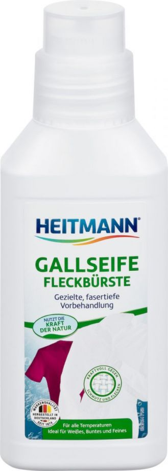 Heitmann Жидкое желчное мыло для выведения пятен перед стиркой 250 мл