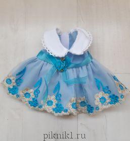 Платье для маленьких заек Ми