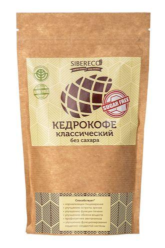 Кедрокофе Классический на натуральных молочных сливках без сахара 250г
