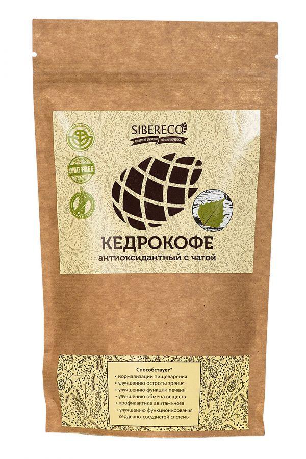 Кедрокофе Антиоксидантный с чагой 250г