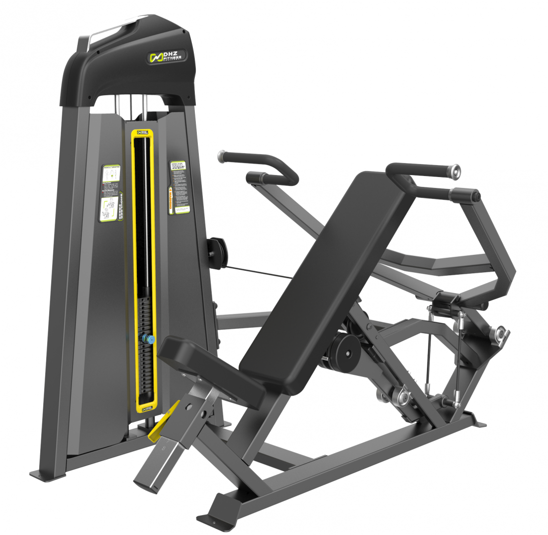 E-3006 Жим от плеч (Shoulder Press). Стек 135 кг.