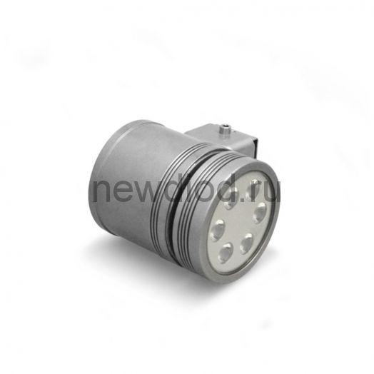 Светодиодный светильник MS-6L220V AC110-265V-15W IP65 1200Лм Серый корпус Maysun