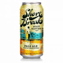 Shore Break Pale Ale / Шо Брэйк Пейл Эль,  ж/б 0,473 л