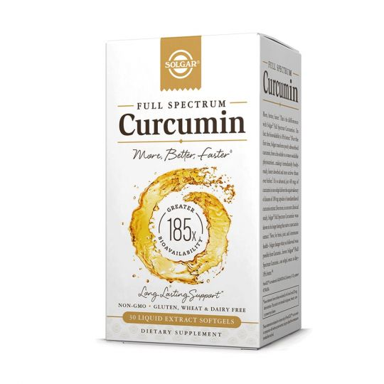 Curcumin (Куркумин), 30 капсул