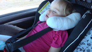 Подушка в автокресло