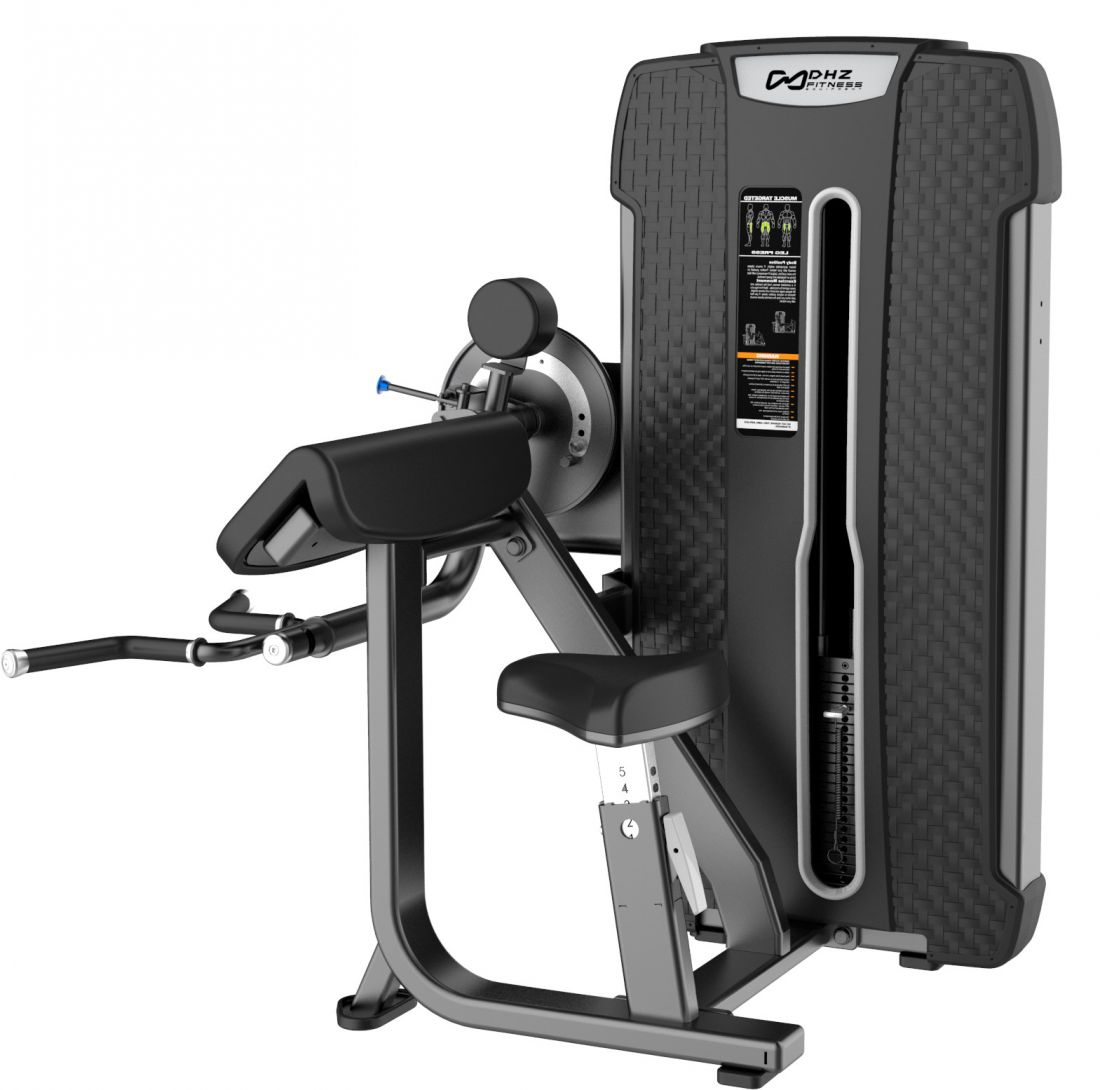 E-4087 Бицепс/Трицепс сидя Camber Curl &Triceps. Стек 110 кг.
