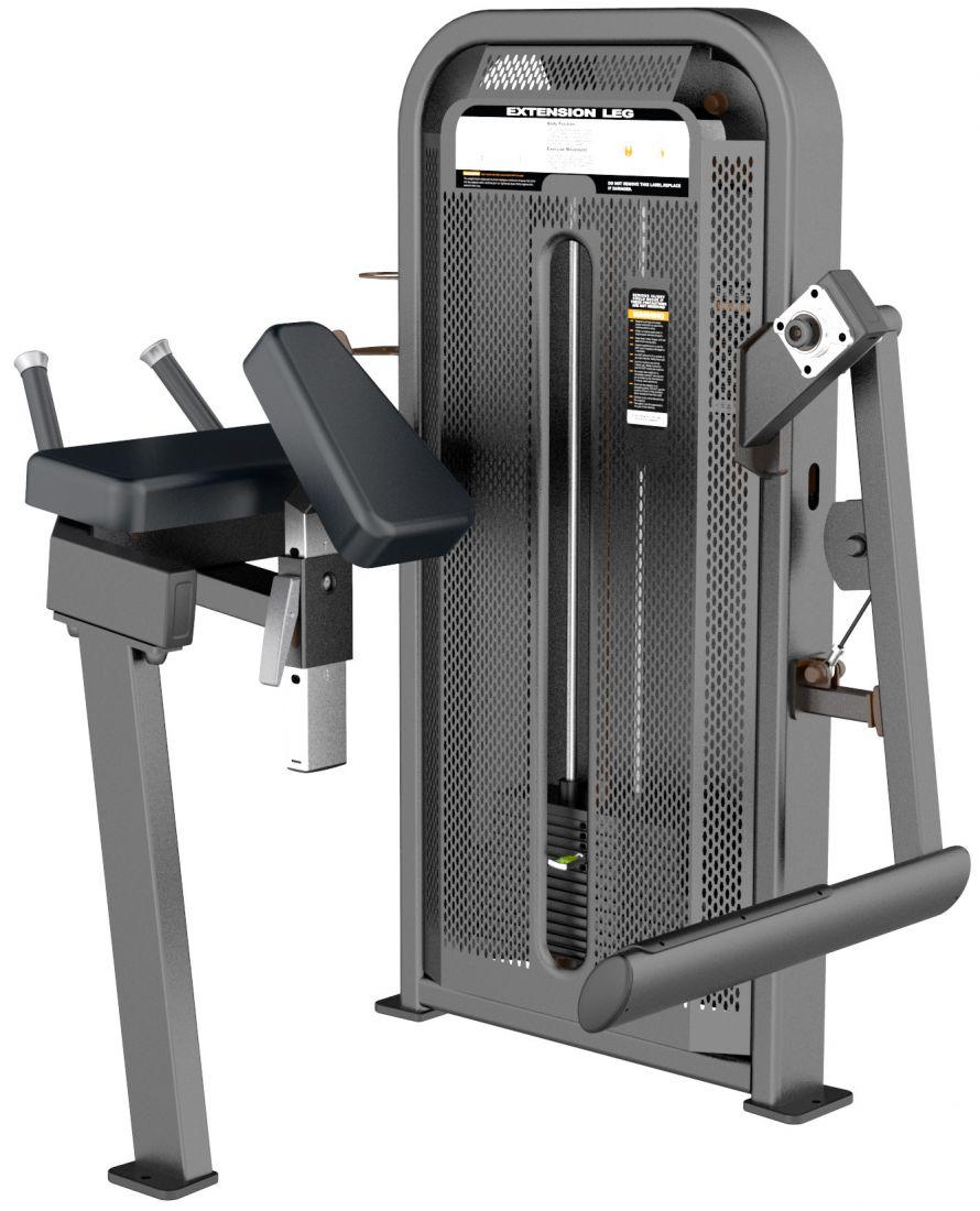 E-5024 Глют-машина. Ягодичные (Glute Isolator). Стек 49 кг.