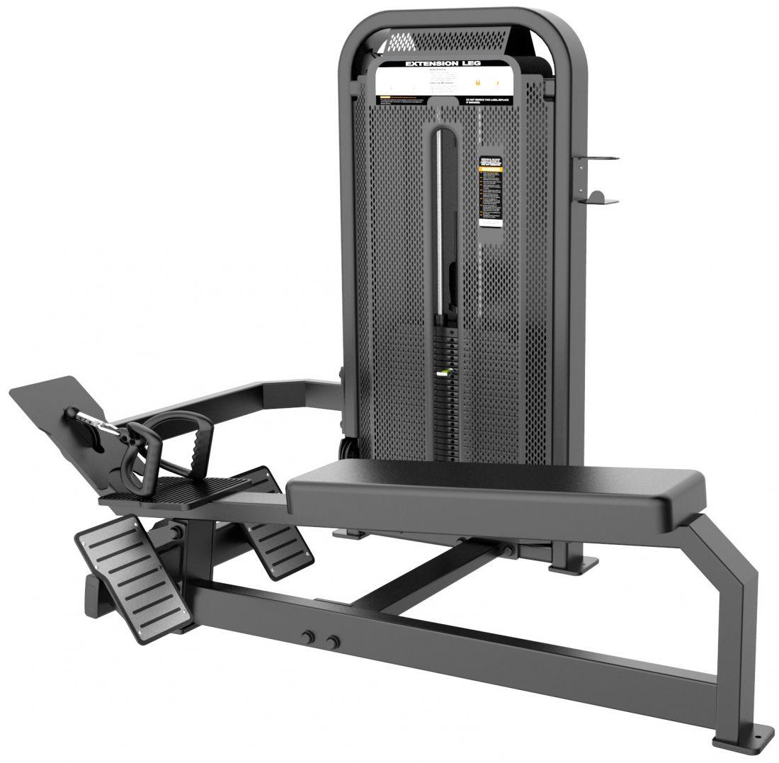 E-5033 Гребная тяга. Горизонтальный блок (Long Pull). Стек 135 кг.