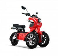 Электроскутер Hoverbot iTank Doohan PRO Красный