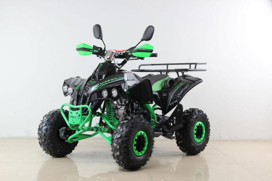 Детский квадроцикл бензиновый Motax ATV Raptor 7 125 cc