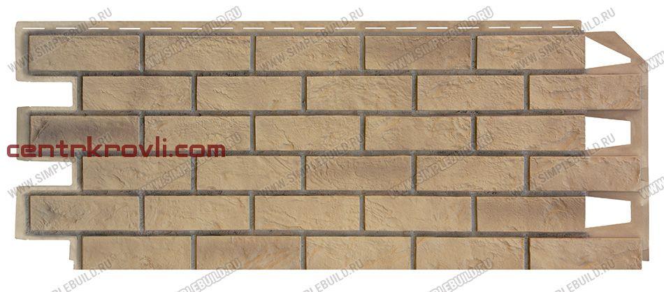 Фасадная панель «VOX», Solid Brick Exeter 1000*420