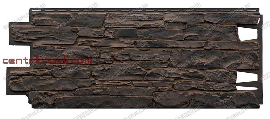 Фасадная панель «VOX», Solid Stone Sicily 1000*420