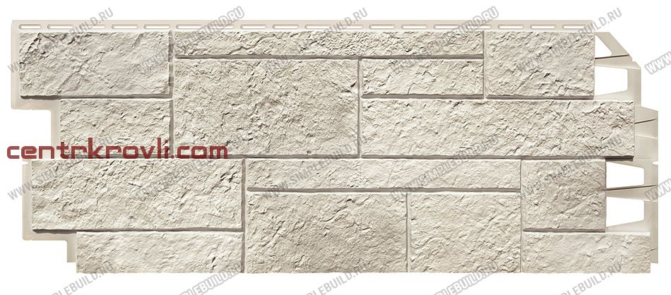 Фасадная панель «VOX», Solid Sandstone Beige 1000*420