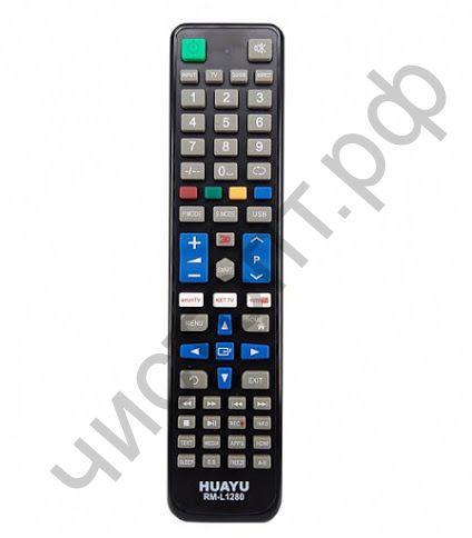 Пульт ТВ универс. HUAYU RM-L1280 (LCD/LED)/200